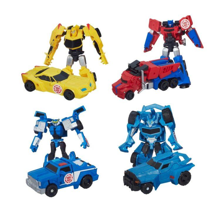 Set da 8 Transformers Legione