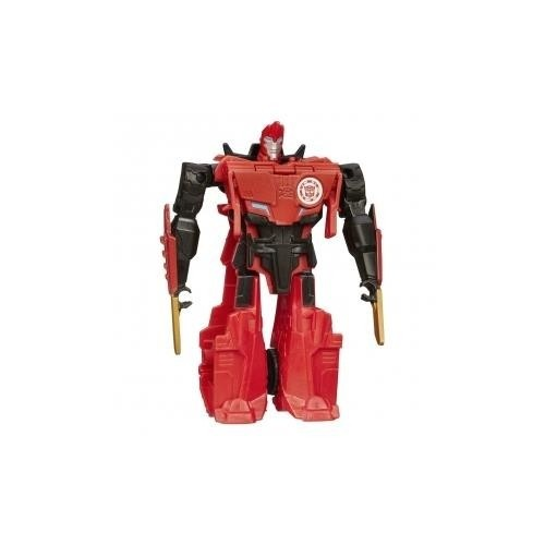 HASBRO Transformers One-Step Changers 12modelli (Sogg.casuale)