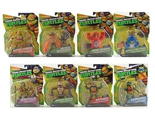 Action Figures Teenage Mutant Ninja Turtles