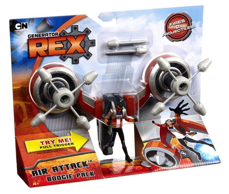 Generator Rex - Zainetto deluxe