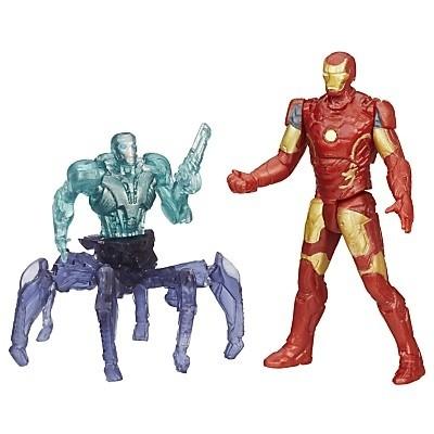 Minifigure Avengers