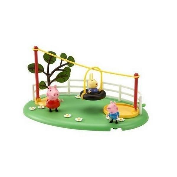 Playset Peppa Pig al Parco Giochi