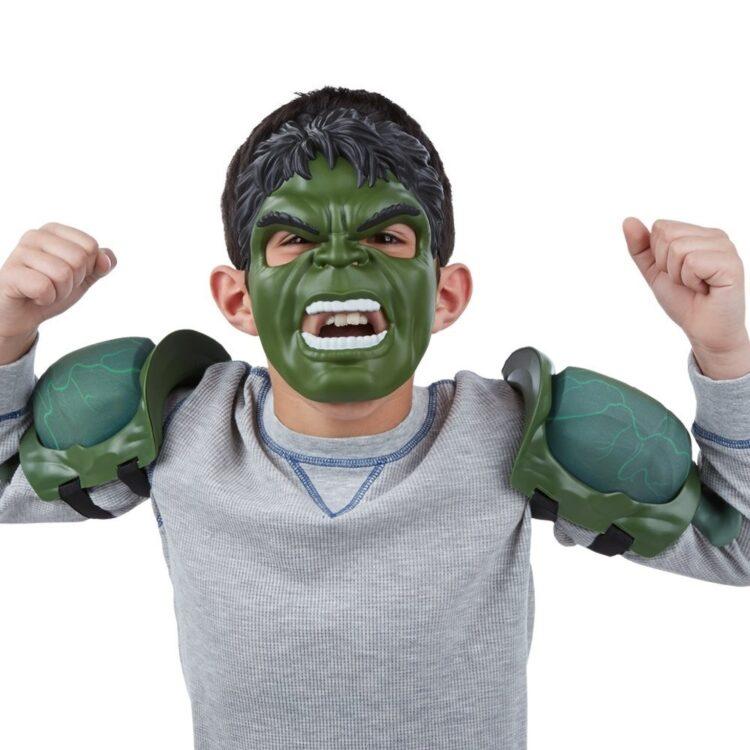 Set travestimeno Hulk - Avengers