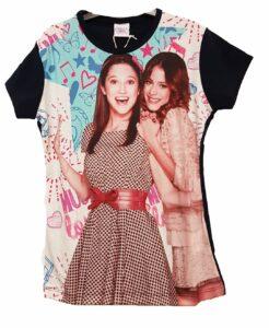 T-shirt Violetta Summer