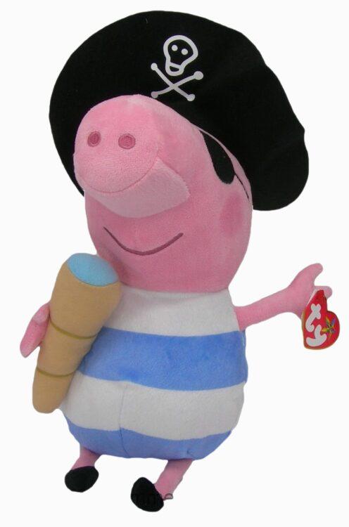 Peluche George il Pirata M