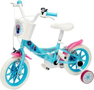 Bicicletta Frozen 12 pollici