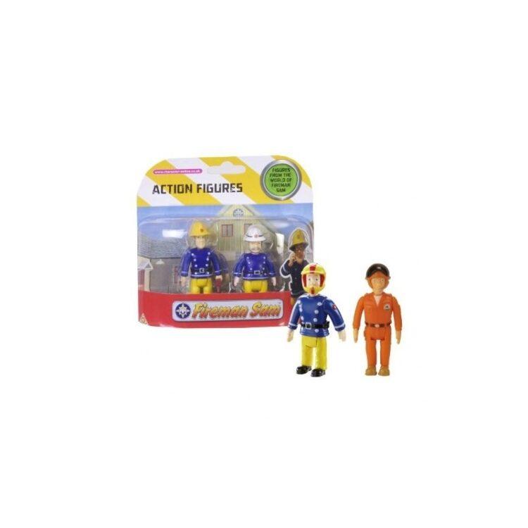Sam il Pompiere - Blister 2 personaggi