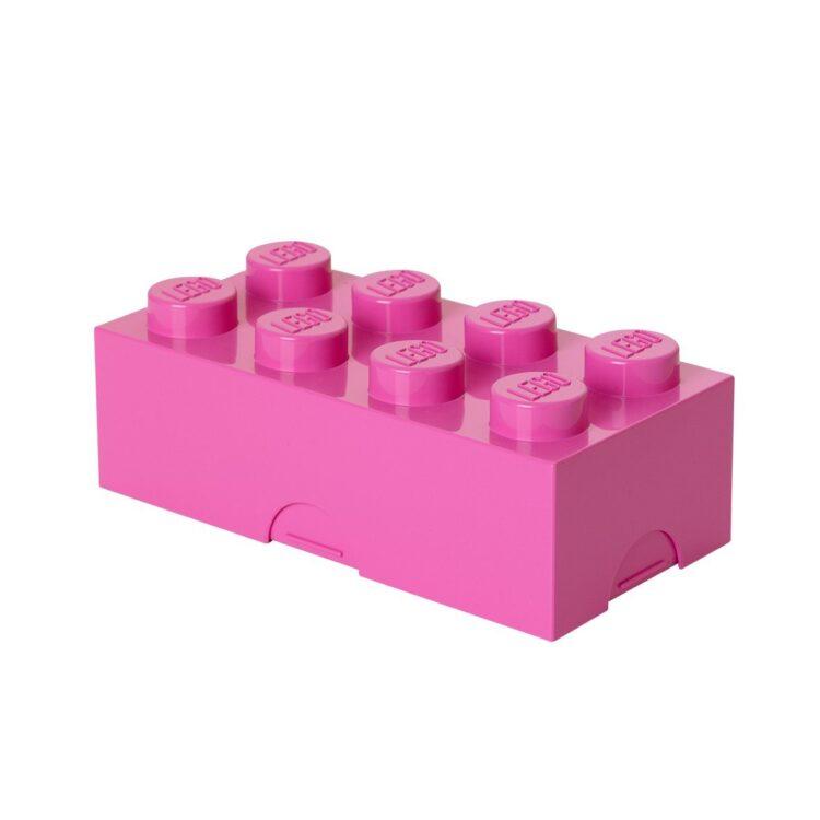 Lunch box Lego rosa