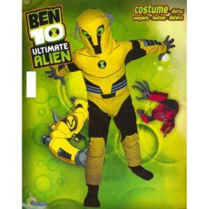 Costume bimbo Rath Ben 10 Ultimate Alien