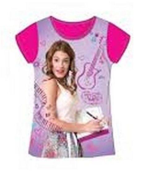 T-Shirt Violetta Guitar