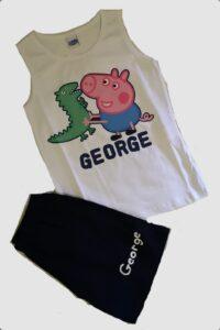 """Completo Peppa Pig """"George e il Dinosauro"""""""