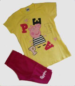 "Completo Peppa Pig ""Primavera"""