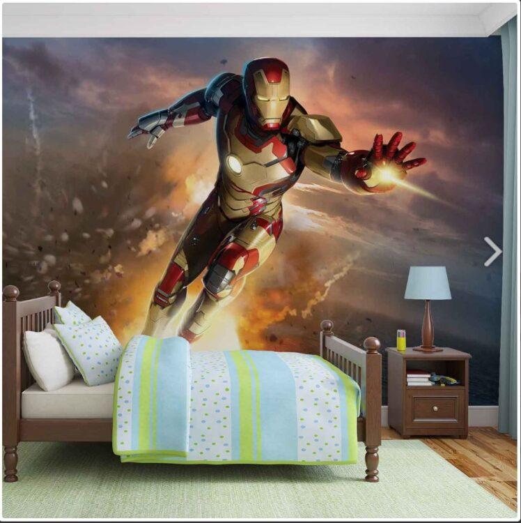 Murales Iron Man Walltastic