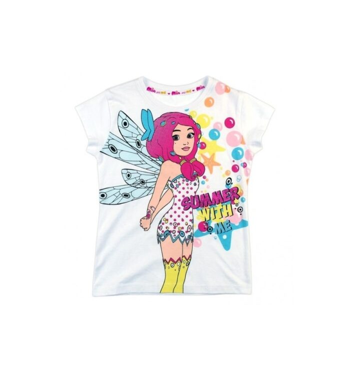 T-shirt manica corta Mia and Me Colours