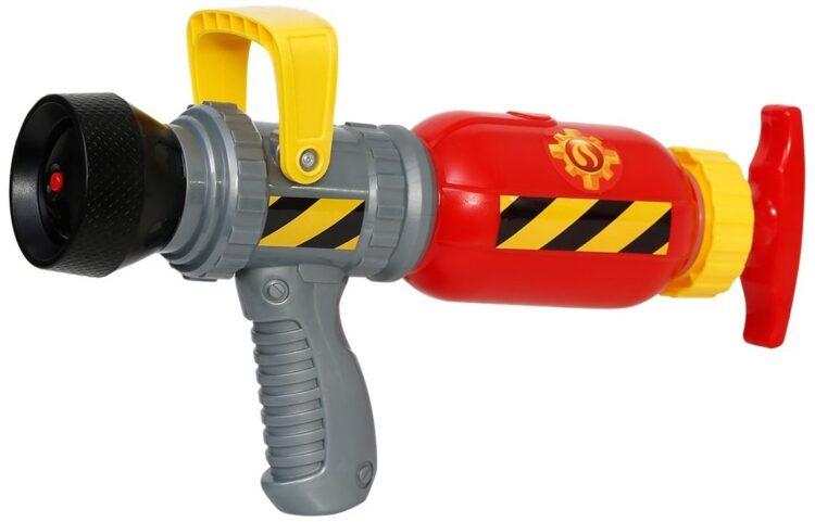 Sam Il Pompiere, Manichetta Antincendio