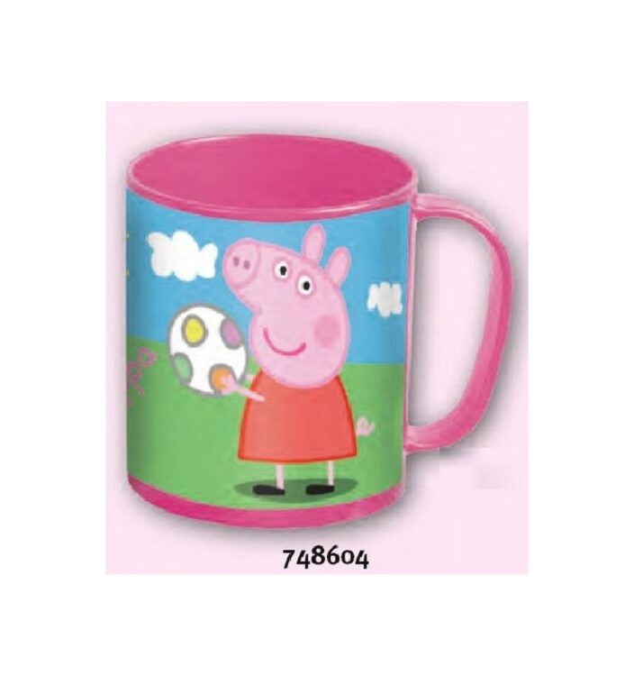 Tazza Peppa Pig anche per microonde