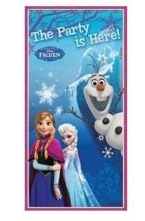 Festone porta Disney Frozen
