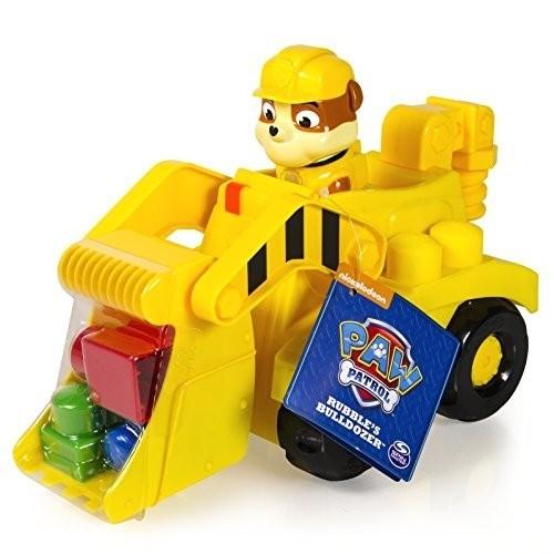 Paw Patrol - Il Buldozer di Rubble