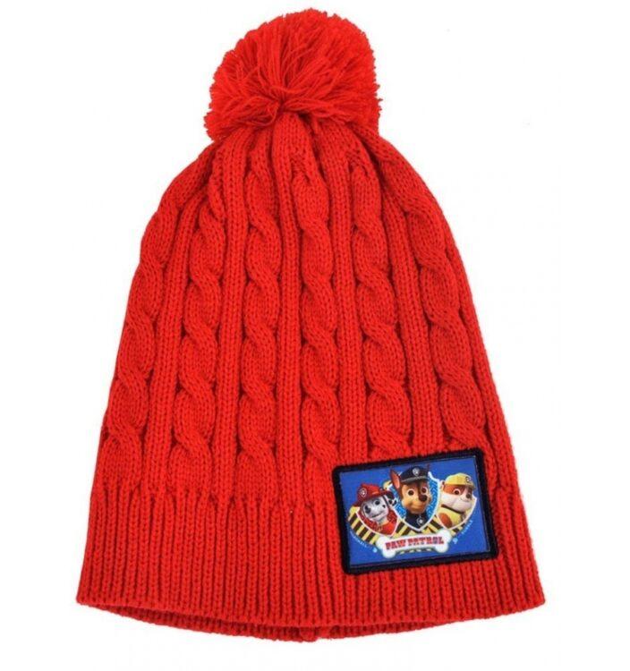 cappello Berretto in maglia a treccia Paw Patrol