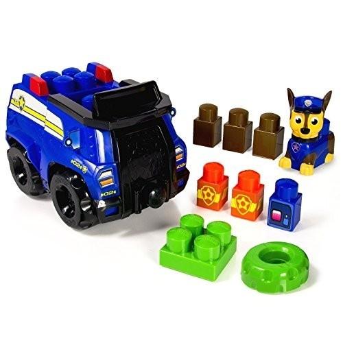 Paw Patrol Chase e il suo veicolo
