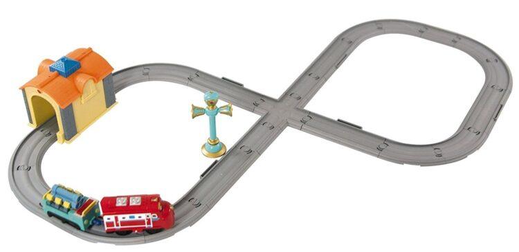 Chugginton Motorised, Circuito Wilson e Vee