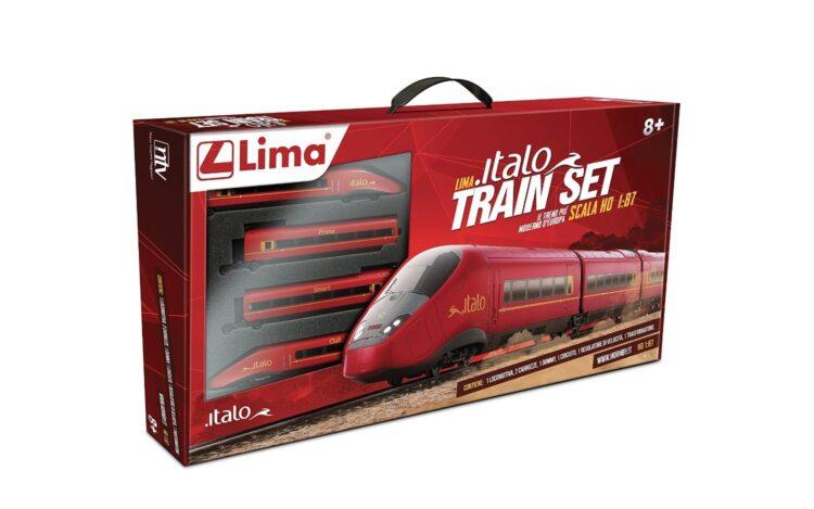 Lima - Italo Set Treno Elettrico