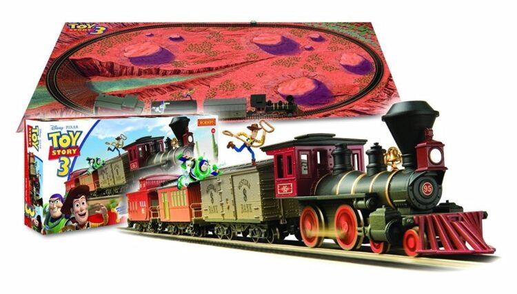 Toy Story Train Set