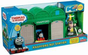 Thomas - La Stazione delle Chiavi di Knapford