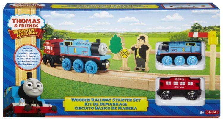 Trenino Thomas - La Stazione di Thomas e Percy