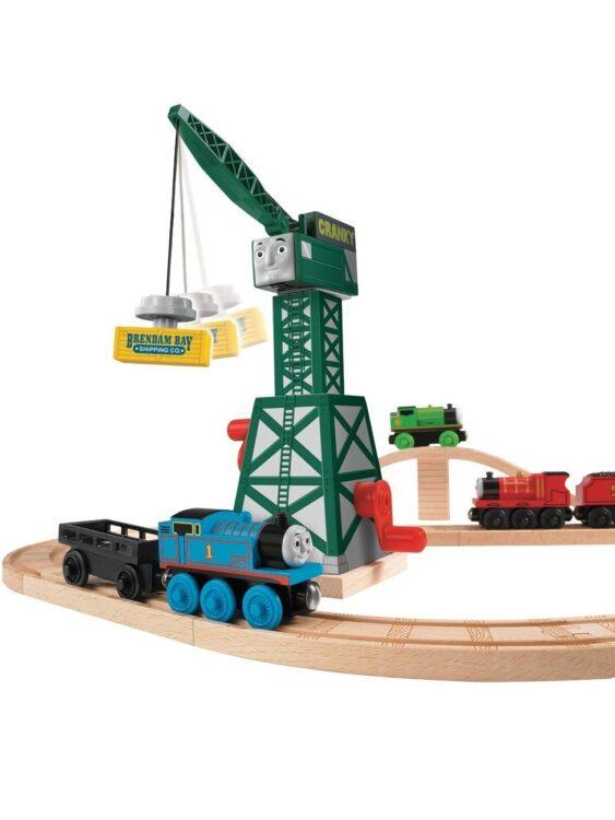 Trenino Thomas - Cranky La Gru
