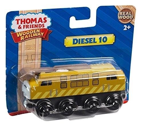 Diesel 10 – Il trenino Thomas
