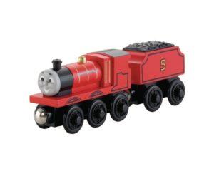 James – Il trenino Thomas