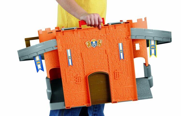 Trenino Thomas e Le Avventure nel Castello