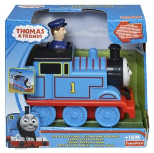Trenino Thomas Press & Go