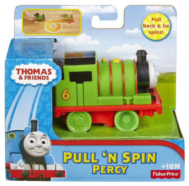 Thomas & Friends Pull'n'Spin