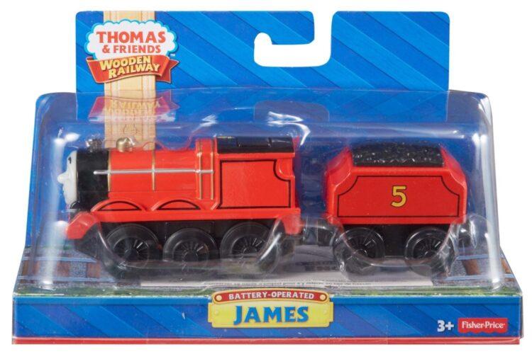 Trenino Thomas - James Locomotiva