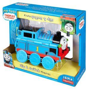 Thomas e Percy Capovolgi e Trasforma