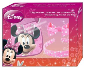 Set Accessori Minnie 3 pezzi