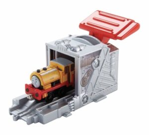 Trenino Thomas: Lanciatore di locomotive