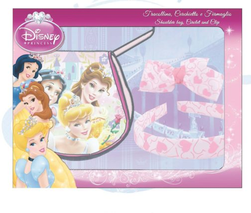 Set Accessori Principesse Disney 3 pezzi