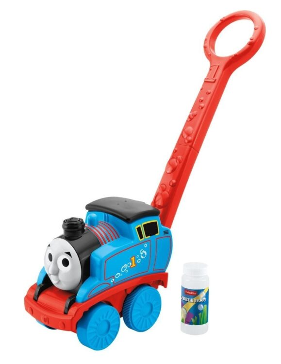 Trenino Thomas mille bolle by Fisher Price