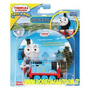 Thomas (Take N Play) + DVD (ITA)
