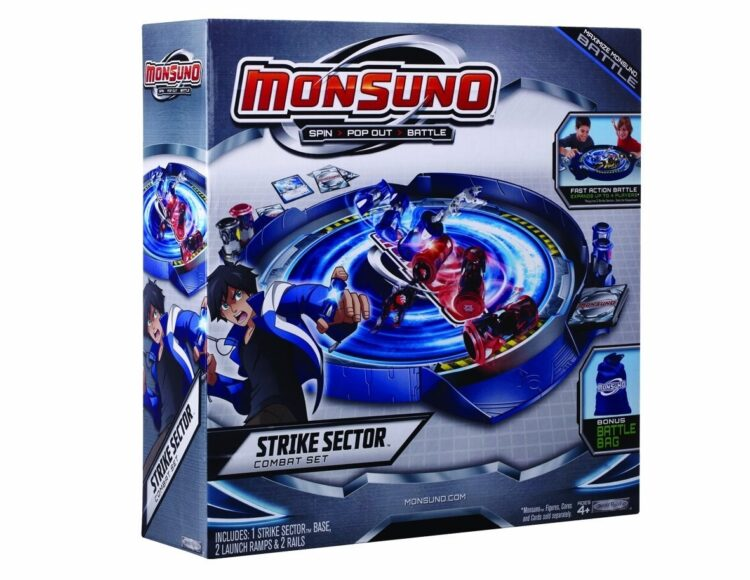 Monsuno - Arena Strike Sector