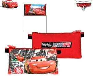 Astuccio portatutto Disney Cars