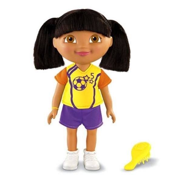 Bambola Dora l'Esploratrice Soccer