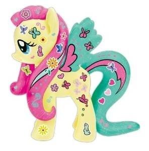 My Little Pony Crystal Rainbow Dash