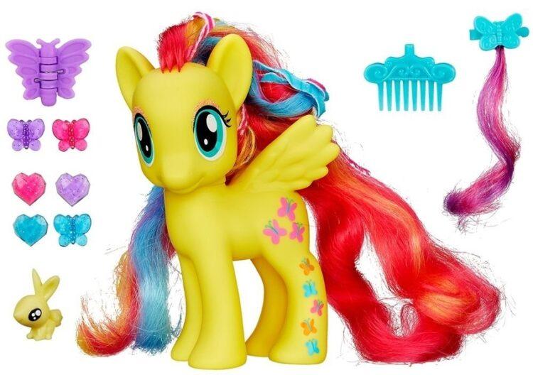 My Little Pony - Fluttershy Criniera Magica
