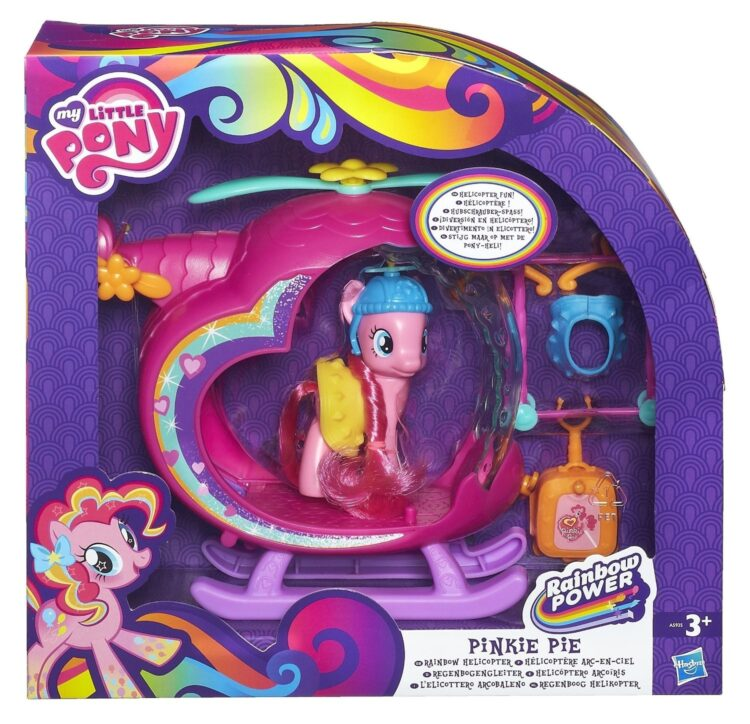 My Little Pony - Elicottero di Pinkie Pie