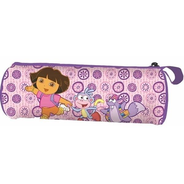 Astuccio tombolino Dora l'Esploratrice