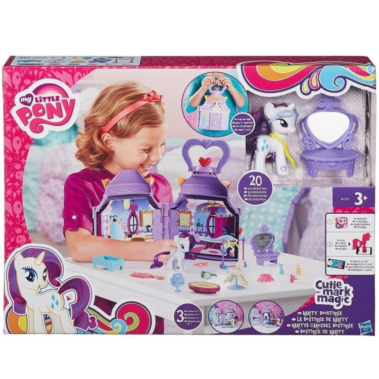 My Little Pony - Boutique di Rarity